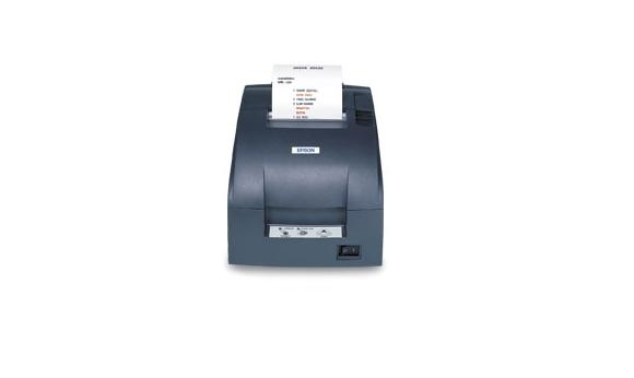 Epson TM-U220B POS Printer.